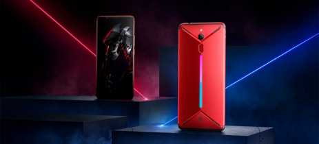 Smartphone gamer Nubia Red Magic 3 aparece com Snapdragon 855 em teste de performance
