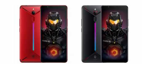 Nubia lança o Red Magic Mars, smartphone gamer com 10GB de RAM e botões laterais