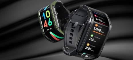 nubia Watch com design diferente chega a partir de US$ 219