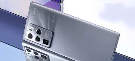 Imagens do Nubia Z30 Pro destacam seu conjunto com três câmeras de 64MP