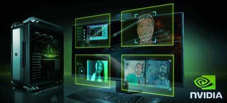 Nvidia anuncia pacote de recursos que levam inteligência artificial para streamers
