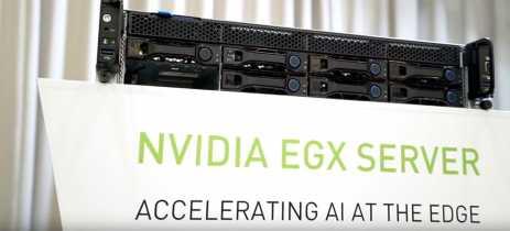 Nvidia lidera mercado de chips edge AI, mas concorrência se intensifica
