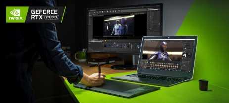 Adobe oferece três meses de Creative Cloud para quem comprar PCs RTX Studio