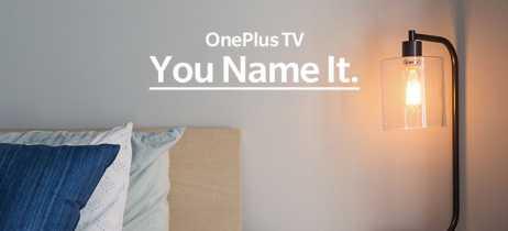 OnePlus quer ajuda da comunidade para dar nome a sua Smart TV