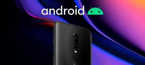 OnePlus 6 e OnePlus 6T receberão o Android 10 ainda nesse mês de setembro