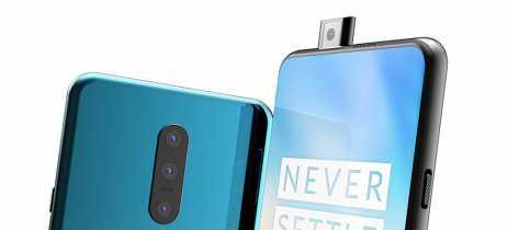 CEO confirma que OnePlus 7 Pro terá internet 5G e tela mais avançada