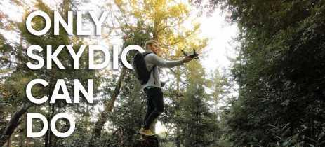 Vídeo mostra drone Skydio 2 em floresta desviando de tudo ao seu redor