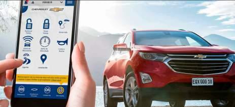 Chevrolet OnStar agora avisa sobre baixo nível de bateria do carro