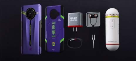 Oppo anuncia versão especial do Ace2 inspirada por Neon Genesis Evangelion