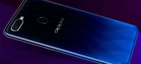 Oppo lança oficialmente o F9 com carregamento VOOC e tela com design waterdrop