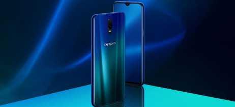 Oppo R17 será lançado no dia 23 de agosto na China, divulga a fabricante
