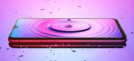 Oppo F9 Pro ganha teaser que mostra notch mínimo e carregamento rápido