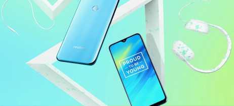 Novo smartphone Realme U será o primeiro com chipset Mediatek Helio P70