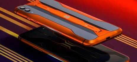 Smartphone gamer Black Shark 2 Pro ganha versão na cor Orange Blast