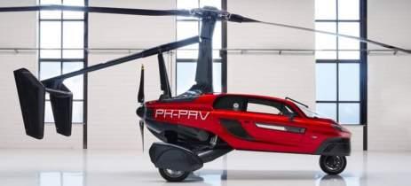 PAL-V Liberty é o primeiro carro voador a receber certificação Europeia