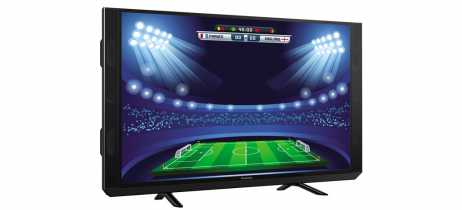 Mercado de TVs cresce no Brasil em ano de Copa do Mundo