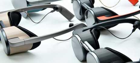 Novos óculos VR da Panasonic têm suporte HDR, 4K e design futurista