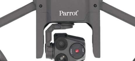 Parrot é uma das principais fornecedoras de drones militares dos EUA