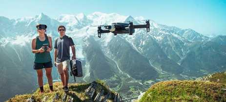 Parrot anuncia sistema FPV para o seu drone Anafi