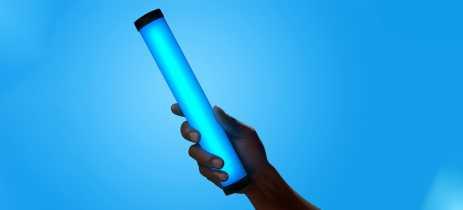 PavoTube II 6C é o mais novo tubo de luz RGB da Nanlite