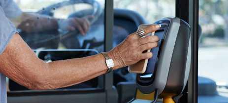 Ônibus de São Paulo passam a aceitar pagamentos com NFC a partir de segunda