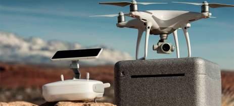 Phantom 4 Pro voa até 10 km de distância nos EUA após atualização de firmware