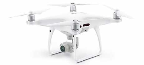 DJI libera update de firmware V01.05.0600 para drone Phantom 4 Pro
