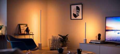 Philips lança kit de iluminação destinado às paredes