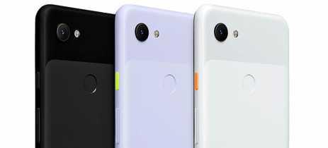 Android 10: smartphones Pixel apresentam falha no sensor após atualização