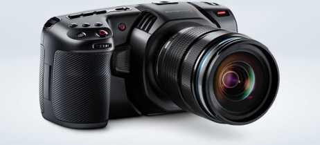 Blackmagic apresenta a câmera portátil mais barata a gravar em 4K RAW
