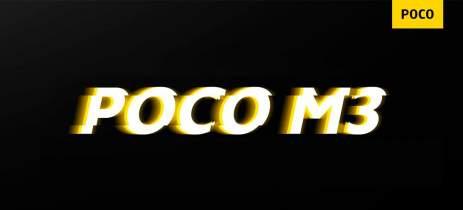 Smartphone POCO M3 tem algumas especificações confirmadas antes do lançamento