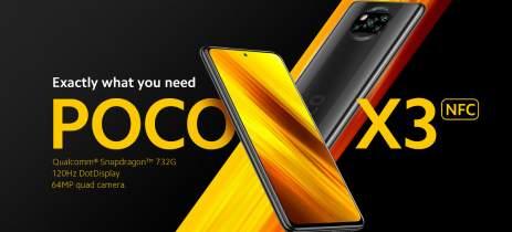 PROMOÇÃO: POCO X3  NFC com Snapdragon 732G, Tela 120Hz, Quad Câmera por US$ 199