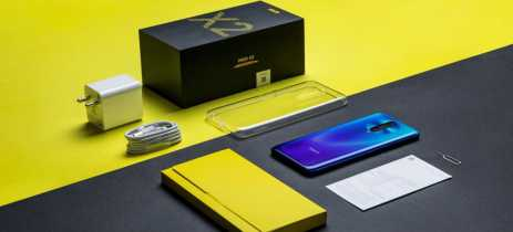POCO X2 chega a partir de 224 dólares com Snapdragon 730G, tela de 120Hz e bateria de 4.500mAh