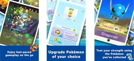 Pokémon Rumble Rush é o novo jogo da franquia para Android e iOS