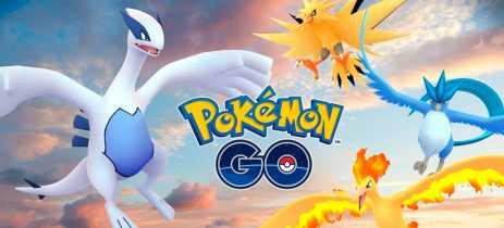 Novo evento de Pokémon Go traz sete novos personagens para os gamers brasileiros