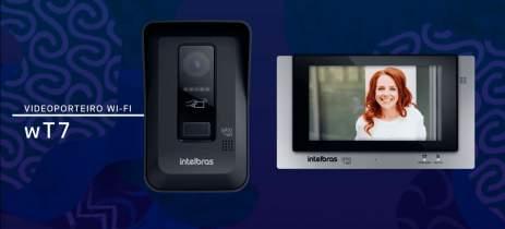 Intelbras lança a Allo, nova linha de porteiros eletrônicos com Wi-Fi