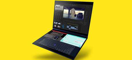 Notebook do futuro? Veja o Asus Project Precog