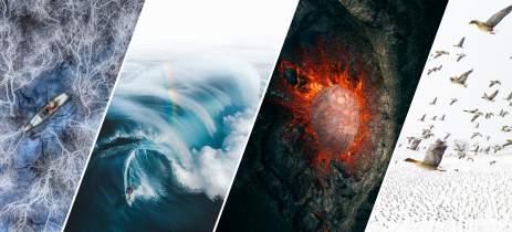 Premiação com fotos de drone do ano mostra imagens incríveis pelo mundo!