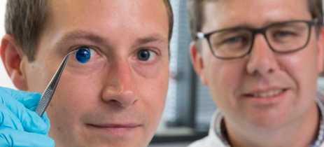 Cientistas desenvolvem primeira córnea humana feita em uma impressora 3D