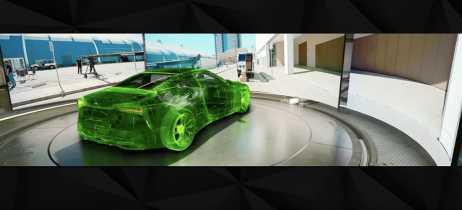 GTC 2018: Nvidia apresenta o Project Wakanda, que permite dirigir carros autônomos por