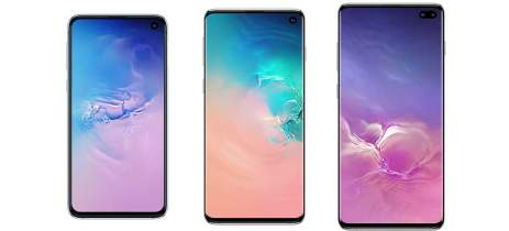 Samsung Galaxy S10e, S10 e S10 Plus estão por menos de R$ 2.600 na Fastshop
