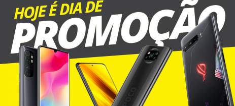 Promoções! Modelos Xiaomi, OnePlus 8, POCO X3, ROG Phone 3 e mais!