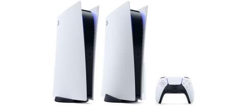 Sony revela design do PS5 e versão do console sem suporte para mídia física
