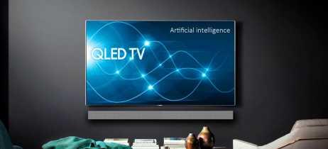 TVs QLED da Samsung de 2018 terão funções voltadas para games