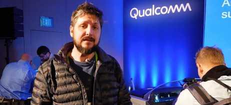 Mostramos as novidades da Qualcomm na CES 2019, como seus planos para 5G e o C-V2X