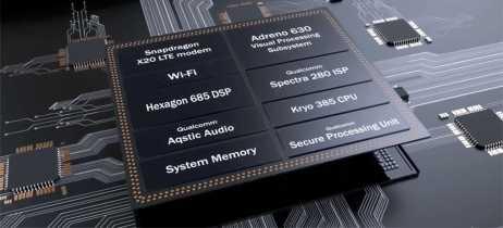 Qualcomm pode lançar Snapdragon 855 com processador de IA dedicado