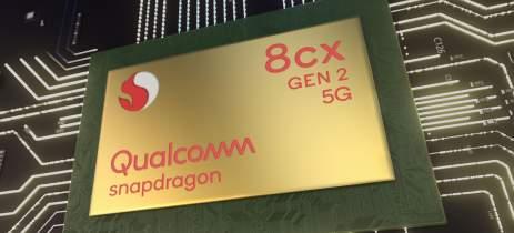 Qualcomm anuncia o processador Snapdragon 8cx Gen 2 5G para laptops