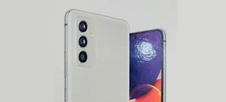 Veja imagens do suposto Galaxy A82, que deve chegar com câmera tripla
