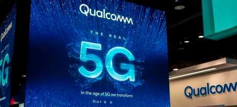 Qualcomm anuncia que irá expandir a tecnologia 5G com chip integrado de menor custo