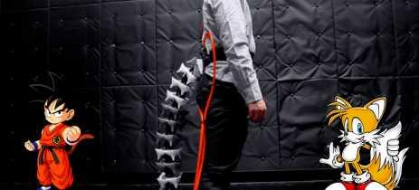 Pesquisadores japoneses desenvolvem cauda robótica para melhorar o equilíbrio da pessoa